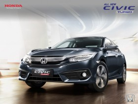 Honda All New Civic (1)